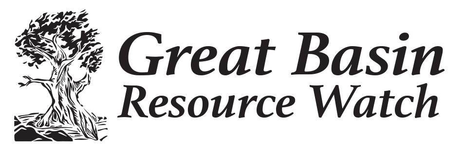 Great Basin Resource Watch